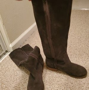 Sole Society Size 6 Boots (Made Wider)